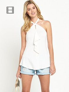 south-keyhole-halter-neck-cami-top