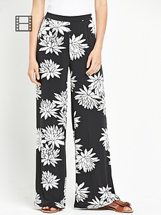 south-petite-monochrome-wide-leg-jersey-trousers