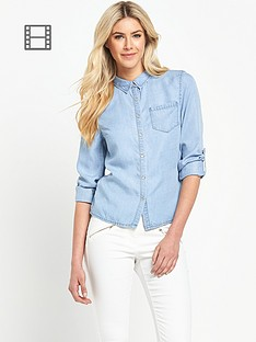 south-crop-denim-shirt