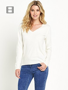 south-supersoft-v-neck-jumper