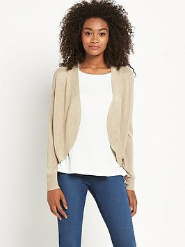 South Lightweight Curved Front Cardigan