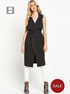 south-long-sleeveless-duster-waistcoat