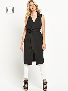 south-long-sleeveless-duster-waistcoat