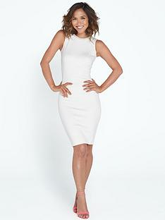 myleene-klass-embellished-neck-bodycon-dress