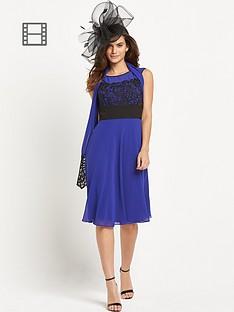 berkertex-lace-detail-dress-with-matching-shawl