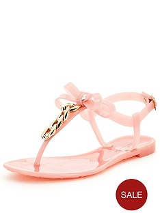shoe-box-marcie-bow-front-chain-toepost-jelly-sandals