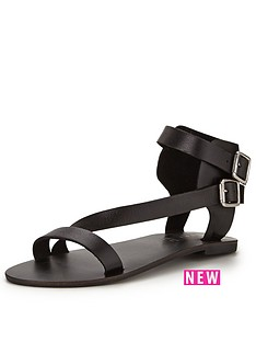 shoe-box-ramona-asymmetric-leather-sandals-black