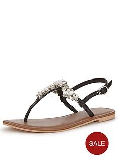 shoe-box-rudy-chunky-jewel-toe-posts-black