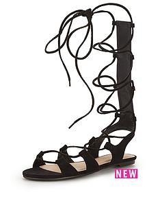 shoe-box-skyler-knee-high-lace-up-gladiator-sandals