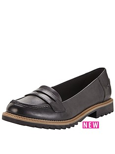 clarks-griffin-milly-leather-loafers