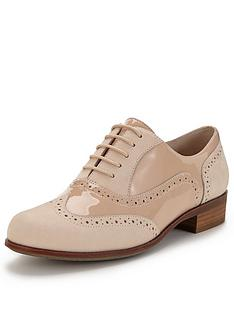 clarks-hamble-oak-patent-brogue-shoes