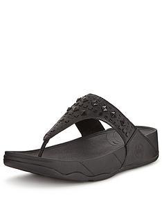 fitflop-biker-chic-black-toe-post-sandals