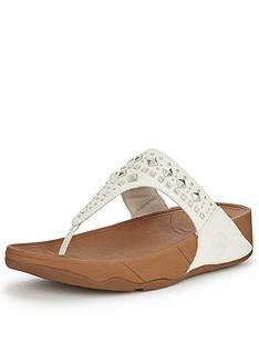fitflop-biker-chic-white-toe-post-sandals