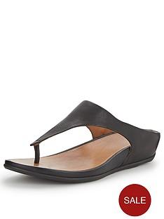fitflop-ff2-banda-black-toe-post-sandals