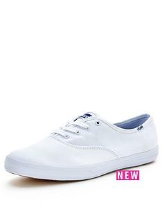 keds-core-champion-white-lace-up-canvas-shoes