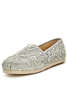 toms-classic-silver-crochet-slip-on-espadrille