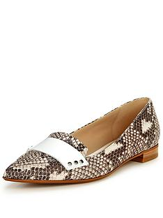clarks-gino-fudge-point-toe-loafers-snakeskin