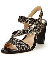 Image Dazzle Strappy Heeled Sandals