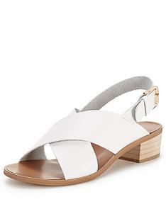 glamorous-block-heel-sandals
