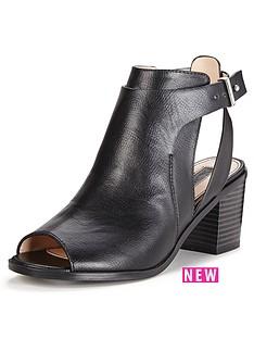 miss-selfridge-arc-peep-toe-cut-out-ankle-boots