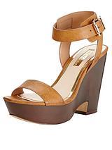 Mira Split Wedge Sandals