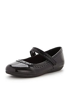 gola-girls-abby-patent-strap-shoes