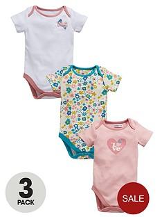 ladybird-baby-girls-pretty-face-bodysuit-3-pack