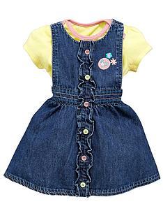 ladybird-baby-girls-denim-pinafore-and-t-shirt-2-piece-set