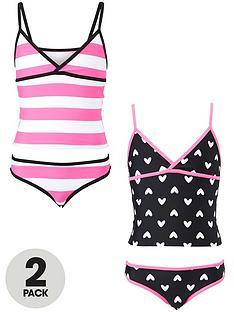freespirit-girls-stripe-and-heart-tankinis-2-pack