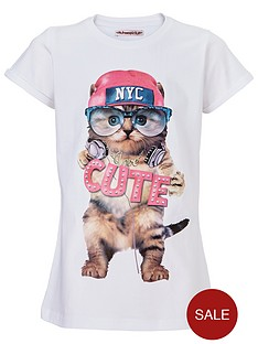 freespirit-girls-cute-cat-t-shirt