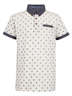 demo-boys-diamond-print-polo-shirt