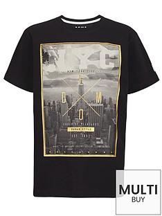 demo-boys-nyc-foil-print-t-shirt