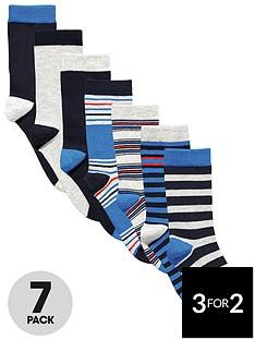 demo-boys-stripe-socks-7-pack