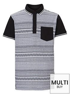 demo-boys-jacquard-polo-shirt