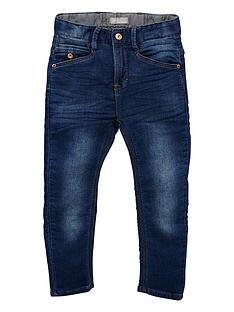 name-it-slim-leg-jersey-denim-pants