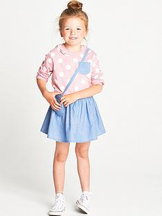 ladybird-toddler-girls-3-piece-dress-crop-top-and-bag-set
