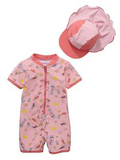 ladybird-toddler-girls-beach-girl-sunsafe-and-hat