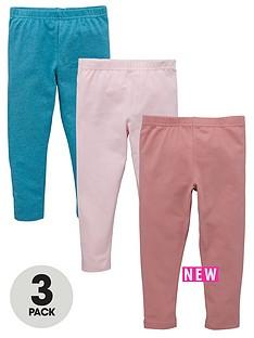 ladybird-toddler-girls-marlplain-leggings-3-pack