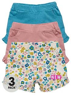ladybird-toddler-girls-jersey-printed-shorts-3-pack