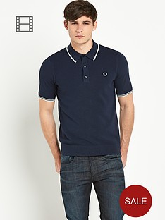 fred-perry-mens-knitted-polo-shirt
