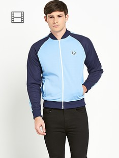fred-perry-mens-bomber-track-top