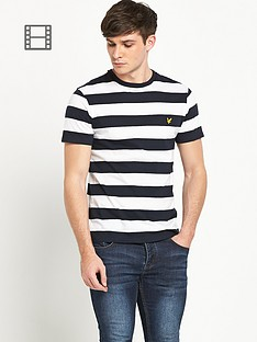 lyle-scott-mens-block-stripe-t-shirt