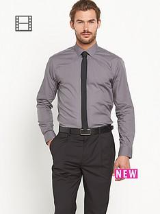 skopes-mens-shirt-and-tie-set-greyblack
