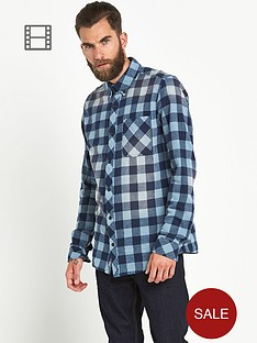 only-sons-mens-long-sleeve-brushed-check-shirt