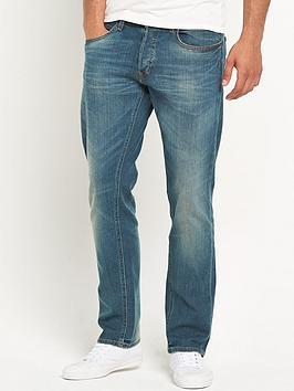 Lee Mens Daren Regular Fit Jeans