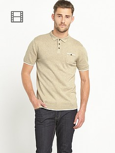 goodsouls-mens-short-sleeve-knitted-polo-shirt