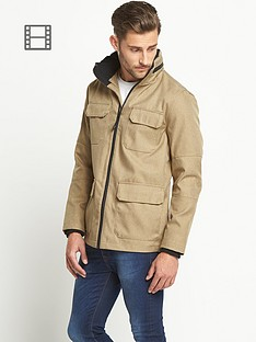 goodsouls-mens-four-pocket-hooded-bonded-jacket