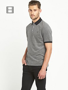 goodsouls-mens-black-short-sleeve-pique-polo-top