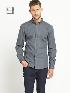 goodsouls-mens-long-sleeve-poplin-shirt-grey