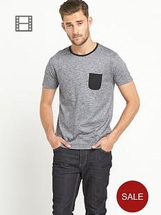 goodsouls-mens-textured-short-sleeved-pocket-t-shirt